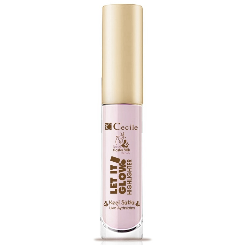 Gratis Cecile Nature Goat Milk Beauty Let It Glow Highlighter 01