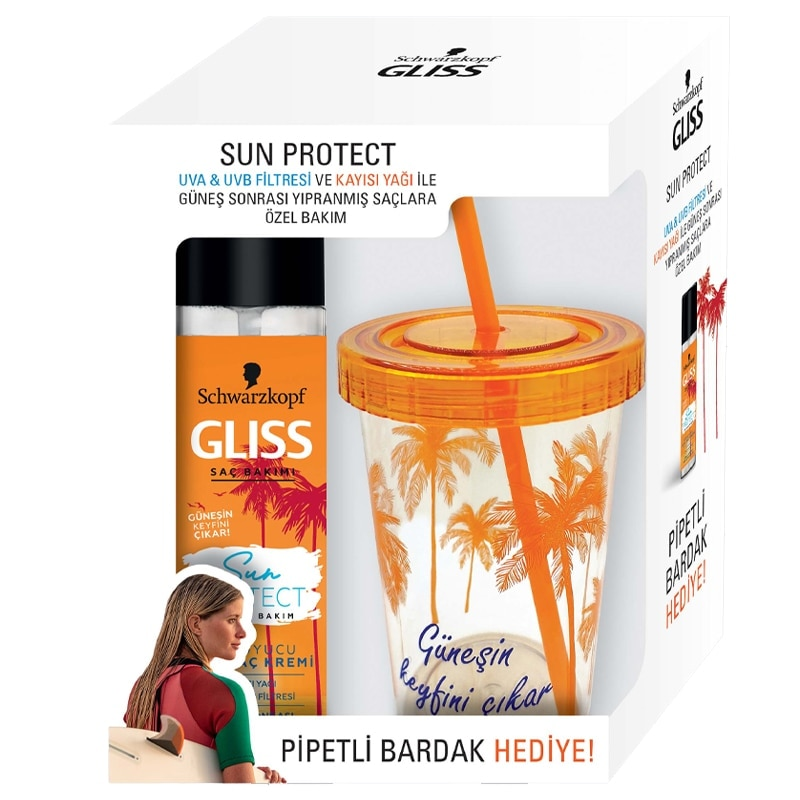 Gliss Sun Protect Sivi Sac Kremi 200 Ml Mug